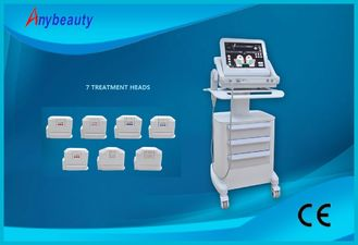 China HIFU High Intensity Focused Ultrasound Wrinkle Removal Machine For Skin Tighten supplier