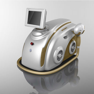 China 600W Diode Laser 808nm Hair Removal Machine For Skin Tightening / Rejuvenation supplier