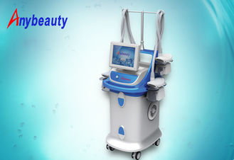 "China 10.4"" Large Color Touch Screen Laser Beauty Machine Cryolipolysis Slim Machine with 4 handles supplier"