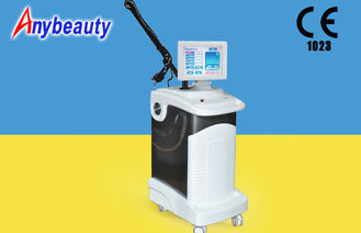 China Medical Co2 laser for scar removal fractional laser equipment and face , forehead wrinkle removal supplier