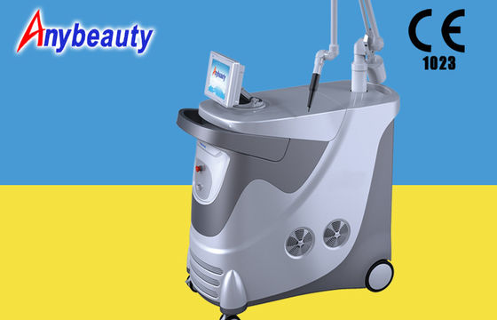 China picosecond laser Medical Q Switch Laser Tattoo Removal Equipment 1064nm and 532nm Q Plus supplier