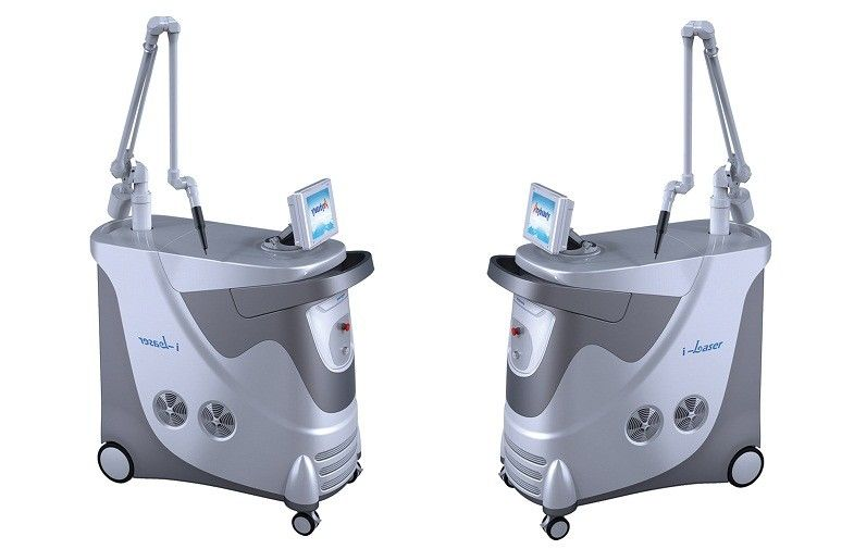 Hair Removal Q-Switched Nd Yag Laser Tattoo Removal Equipment, 755nm ...